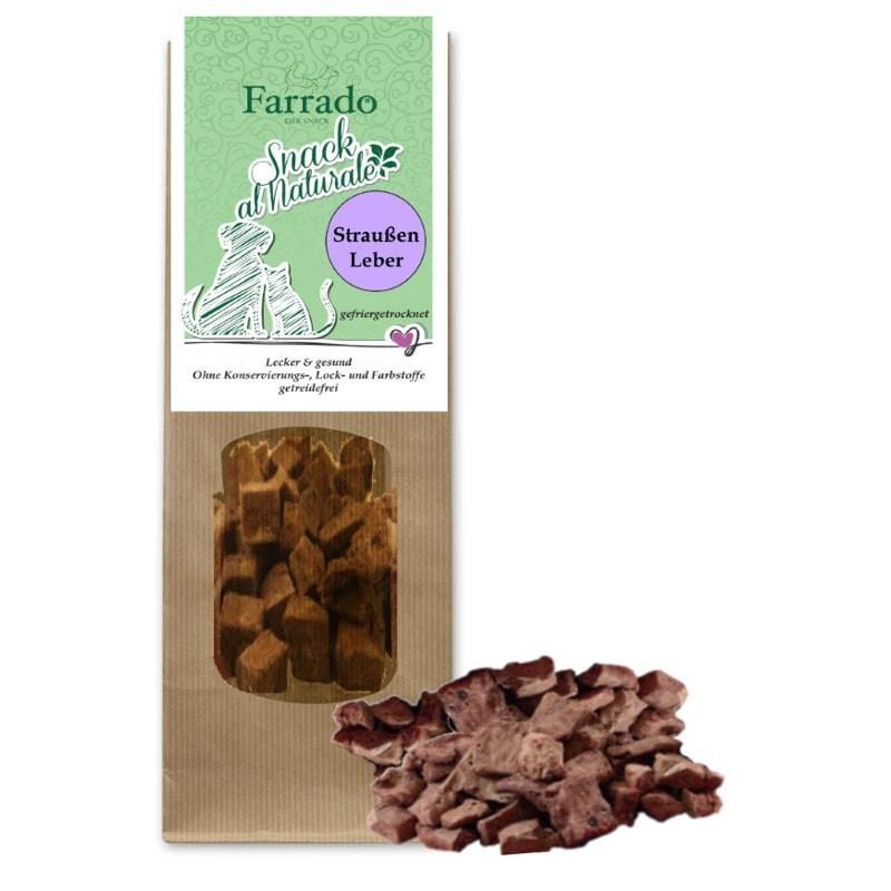 Friandises pour chat Farrado - Autruche