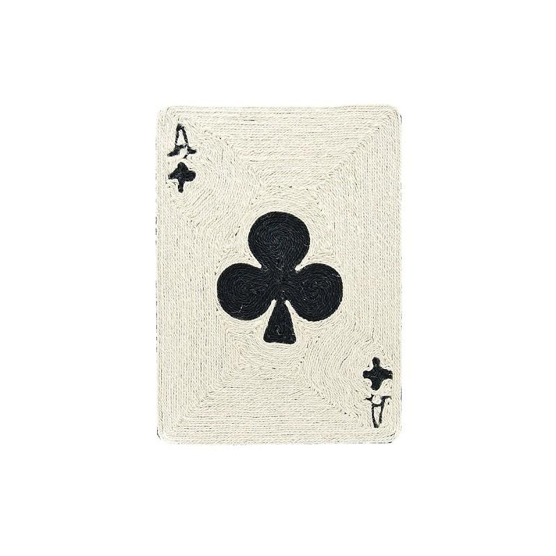 Tapis Griffoir pour chat Poker Trèfle