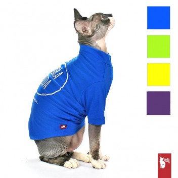 Vêtement pour chat protection UV - T-shirt Pura Vida