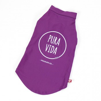 T-shirt Pura Vida Violet - Anti-UV
