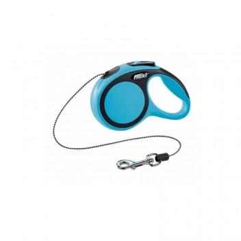 Laisse Flexi New Comfort - Bleu