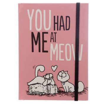 Carnet Simon's Cat - You Had Me At Meow