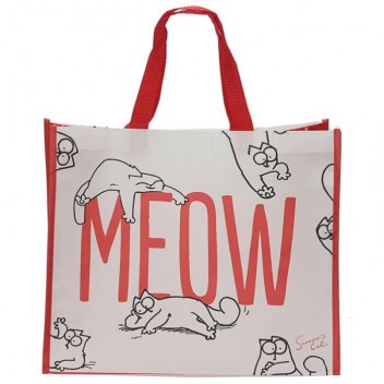 Shopping Bag Simon's Cat