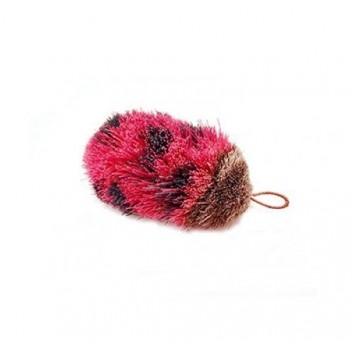 Attache Coccinelle - Jouet pour chat canne à pêche