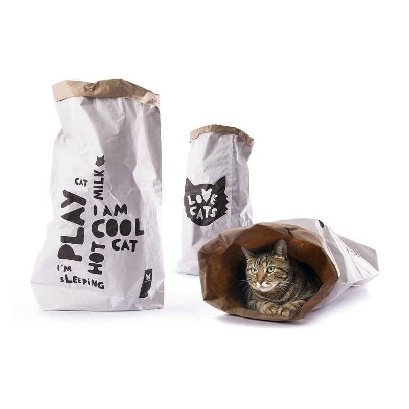 Love Cat's Bag - Sac chat - Tunnel pour chat