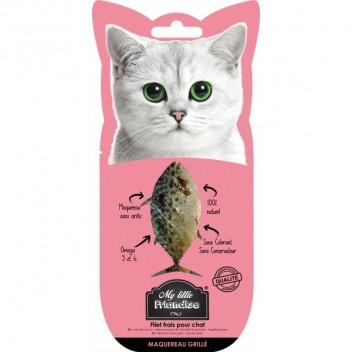 Friandises pour chat - My Little Friandise - Maquereau grillé