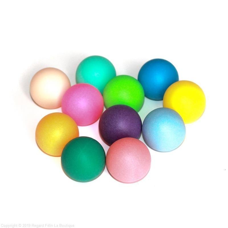 Balle pour chat - Balle Ping Pong (lot de 2)