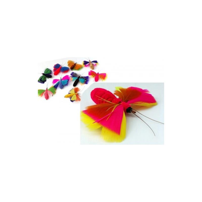 Jouet chat - Attache PurrSuit Papillon