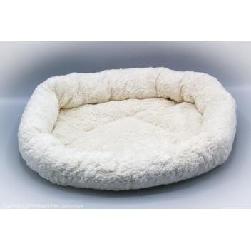 Panier pour chat - Lit Ovale Mini 100% Coton