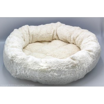 Donut Large 100% Coton - Panier pour chat
