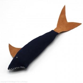 Jouet pour chat requin - Shark Catnip et Valériane