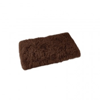 Tapis pour chat Yetti O'lala Pets - Brown Small