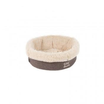 Panier pour chat Diana O'lala Pets 50 cm - Beige/Brown